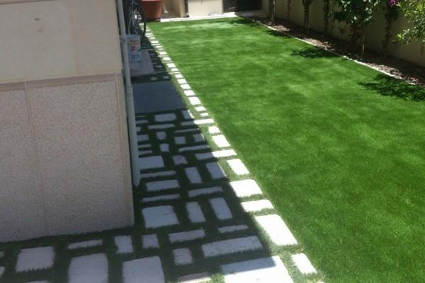 Giardini e terrazze in erba sintetica portfolio - Giardino a terrazze ...