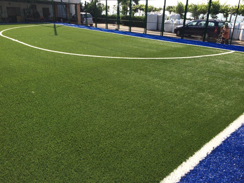 Campo calcetto/tennis in erba sintetica Palmi