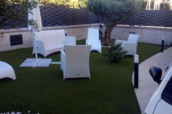 Giardini e terrazzi in erba sintetica alta qualità