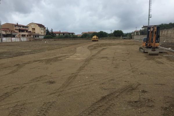 Campo da calcio a 11 - Gioiosa Ionica