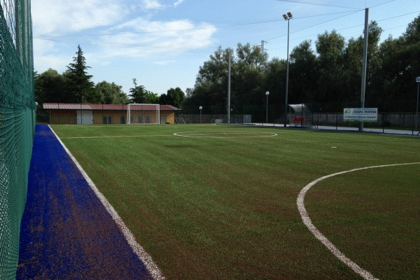 Campo da calcetto in erba sintetica - Oppido Mamertina (RC)