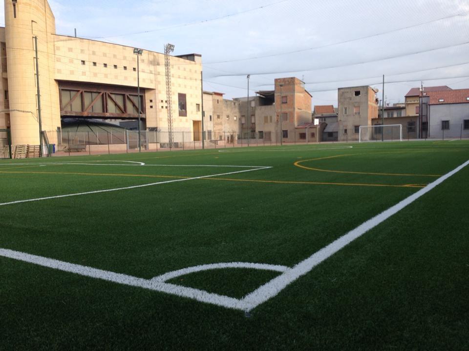 Campo da Calcio a 8 Gioia Tauro