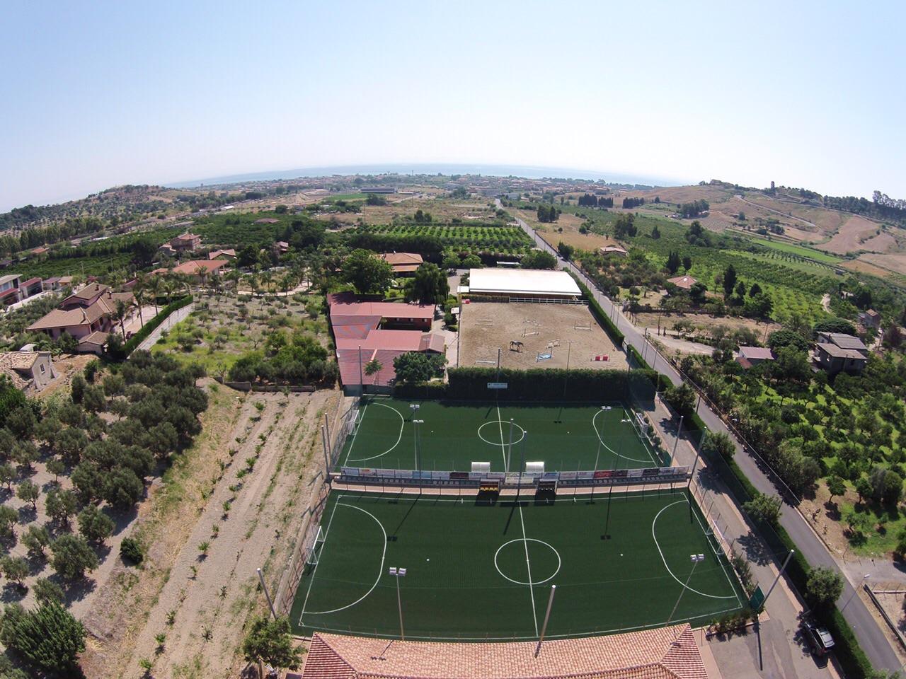 Campi da calcio a5 - Centro Sportivo San Francesco Davoli Marina Catanzaro